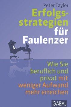 eBook: Erfolgsstrategien für Faulenzer