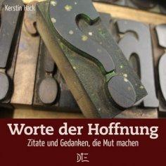 eBook: Worte der Hoffnung