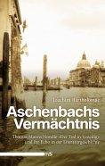 eBook: Aschenbachs Vermächtnis