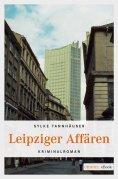 ebook: Leipziger Affären