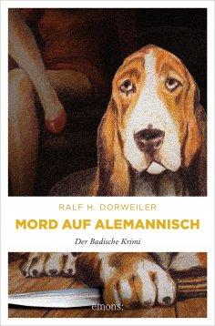 ebook: Mord auf Alemannisch