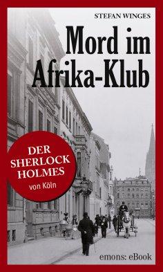 eBook: Mord im Afrika-Klub
