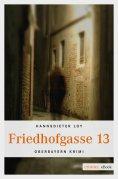 eBook: Friedhofgasse 13
