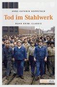 eBook: Tod im Stahlwerk