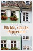 ebook: Bächle, Gässle, Puppentod