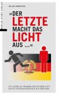 eBook: Der Letzte macht das Licht aus...