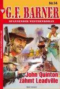 eBook: G.F. Barner 14 – Western