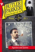 eBook: Butler Parker 1 – Kriminalroman