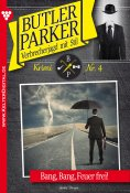 eBook: Butler Parker 4 – Kriminalroman