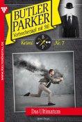 eBook: Butler Parker 7 – Kriminalroman