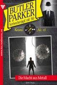 eBook: Butler Parker 18 – Kriminalroman