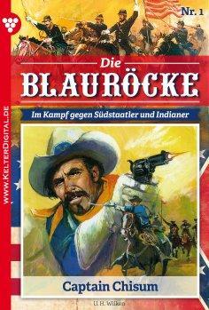 eBook: Die Blauröcke 1 – Western