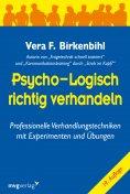 eBook: Psycho-logisch richtig verhandeln