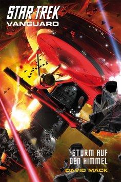ebook: Star Trek - Vanguard 8: Sturm auf den Himmel