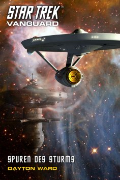 ebook: Star Trek - Vanguard 9: Spuren des Sturms