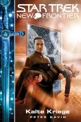 eBook: Star Trek - New Frontier 10: Portale - Kalte Kriege