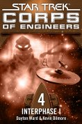eBook: Star Trek - Corps of Engineers 04: Interphase 1