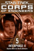 ebook: Star Trek - Corps of Engineers 05: Interphase 2