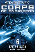 eBook: Star Trek - Corps of Engineers 06: Kalte Fusion