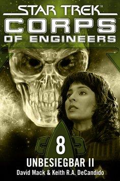 ebook: Star Trek - Corps of Engineers 08: Unbesiegbar 2