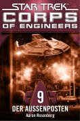 eBook: Star Trek - Corps of Engineers 09: Der Außenposten