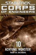 eBook: Star Trek - Corps of Engineers 10: Achtung, Monster!