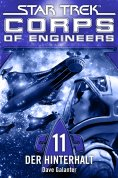 ebook: Star Trek - Corps of Engineers 11: Der Hinterhalt
