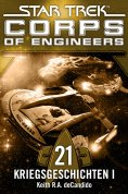 eBook: Star Trek - Corps of Engineers 21: Kriegsgeschichten 1