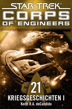 ebook: Star Trek - Corps of Engineers 21: Kriegsgeschichten 1