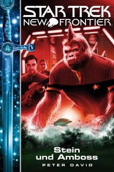 ebook: Star Trek - New Frontier 13: Stein und Amboss