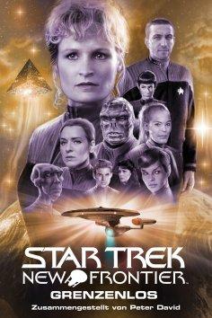 ebook: Star Trek - New Frontier: Grenzenlos
