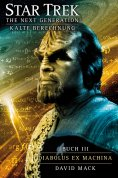 eBook: Star Trek - The Next Generation 10: Kalte Berechnung - Diabolus ex Machina