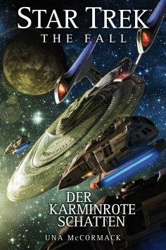 eBook: Star Trek - The Fall 2: Der karminrote Schatten