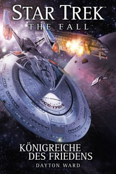 eBook: Star Trek - The Fall 5: Königreiche des Friedens