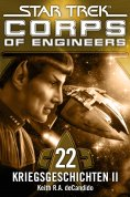 ebook: Star Trek - Corps of Engineers 22: Kriegsgeschichten 2