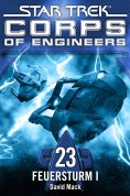 eBook: Star Trek - Corps of Engineers 23: Feuersturm 1