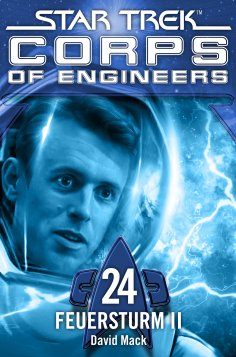 eBook: Star Trek - Corps of Engineers 24: Feuersturm 2