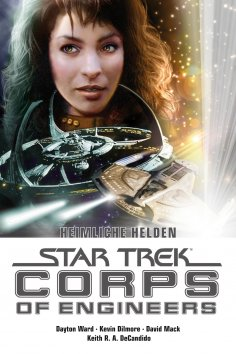 eBook: Star Trek - Corps of Engineers Sammelband 2: Heimliche Helden
