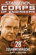 ebook: Star Trek - Corps of Engineers 28: Zusammenbrüche