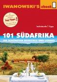 eBook: 101 Südafrika - Reiseführer von Iwanowski