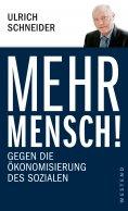 ebook: Mehr Mensch!