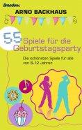 eBook: 55 Spiele für die Geburtstagsparty