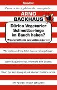 eBook: Dürfen Vegetarier Schmetterlinge im Bauch haben?