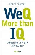 ebook: WeQ - More than IQ