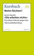 """eBook: """"Die arbeiten nichts"""""""