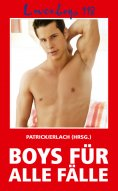 ebook: Loverboys 118: Boys für alle Fälle