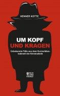 eBook: Um Kopf und Kragen