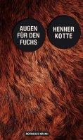 eBook: Augen für den Fuchs