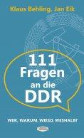 eBook: 111 Fragen an die DDR