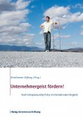 eBook: Unternehmergeist fördern!